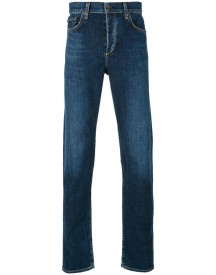 Rag & Bone - Slim-fit Jeans - Men - Cotton/polyurethane - 33 afbeelding