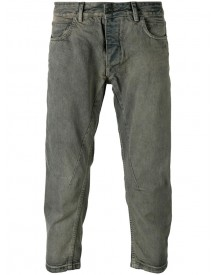 Rick Owens Drkshdw - Cropped Jeans - Men - Cotton - 33 afbeelding