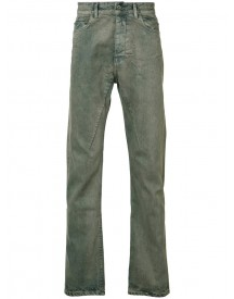 Rick Owens Drkshdw - Straight Jeans - Men - Cotton - 32 afbeelding