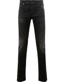 Saint Laurent - Low Rise Skinny Jeans - Men - Cotton/spandex/elastane - 31 afbeelding