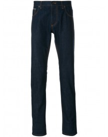 Salvatore Ferragamo - Straight-leg Jeans - Men - Cotton/polyester - 58 afbeelding