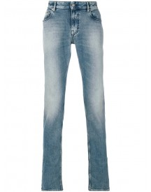Stone Island - Faded Effect Jeans - Men - Cotton/spandex/elastane - 32 afbeelding