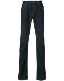 Stone Island - Straight Fit Jeans - Men - Cotton - 33 afbeelding