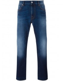 Stone Island - Straight Fit Jeans - Men - Cotton/spandex/elastane - 36 afbeelding