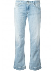 The Seafarer - Bootcut Cropped Jeans - Women - Cotton/polyester - 28 afbeelding