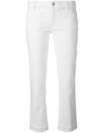 The Seafarer - Cropped Jeans - Women - Cotton/spandex/elastane - 25 afbeelding