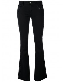 The Seafarer - 'syrena' Flared Jeans - Women - Cotton/spandex/elastane - 29 afbeelding