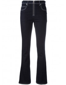 Versace - Flared Jeans - Women - Cotton - 28 afbeelding