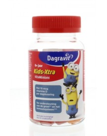 Kids-xtra Vitaminions Gums 6+ afbeelding