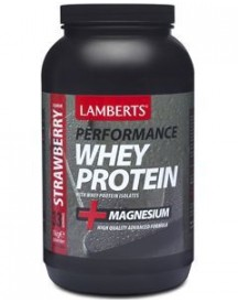 Whey Protein Strawberry afbeelding