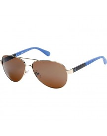 Guess Gu6862 32f Gold Havana Blue / Brown Gradient  afbeelding