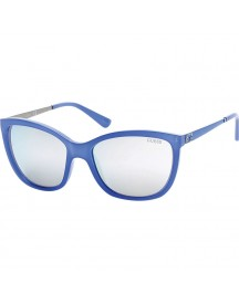 Guess Gu7444 84c Light Blue / Grey Mirror  afbeelding