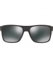 Oakley Crossrange Polished Black/ Black Iridium Lens afbeelding