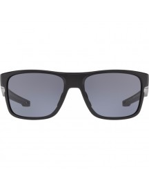 Oakley Crossrange Polished Black/ Grey Lens afbeelding