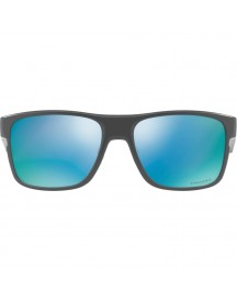 Oakley Crossrange Xl Grey/ Prizm Deep H2o Polarized Lens afbeelding