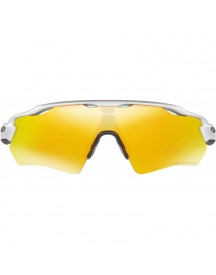 Oakley Radar Ev Xs Path Silver/ Fire Iridium Polarized afbeelding