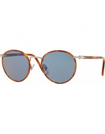 Persol Po2422sj Light Gold / Light Blue Lens afbeelding