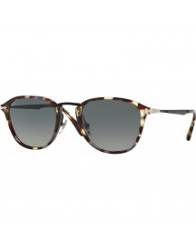 Persol Po3165s Havana Grey Brown / Gradient Grey Lens afbeelding