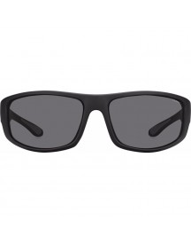 Polaroid 3016/s Matte Black/ Grey Polarized Lens afbeelding