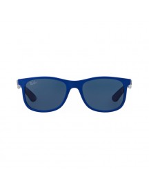 Ray-ban Junior Rj9062s Matte Blue / Dark Blue afbeelding