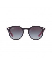 Ray-ban Junior Rj9064s Violet / Gradient Grey afbeelding