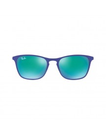 Ray-ban Junior Rj9539s Rubber Green Blue / Flash Green afbeelding