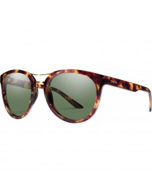 Smith Bridgetown Havana Brown/ Grey Green Lens afbeelding