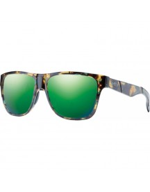 Smith Lowdown/n Green Havana/ Green Mirror Lens afbeelding
