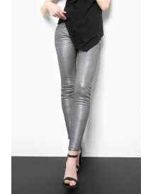 Tigha Skinny Jeans Ania Silver afbeelding