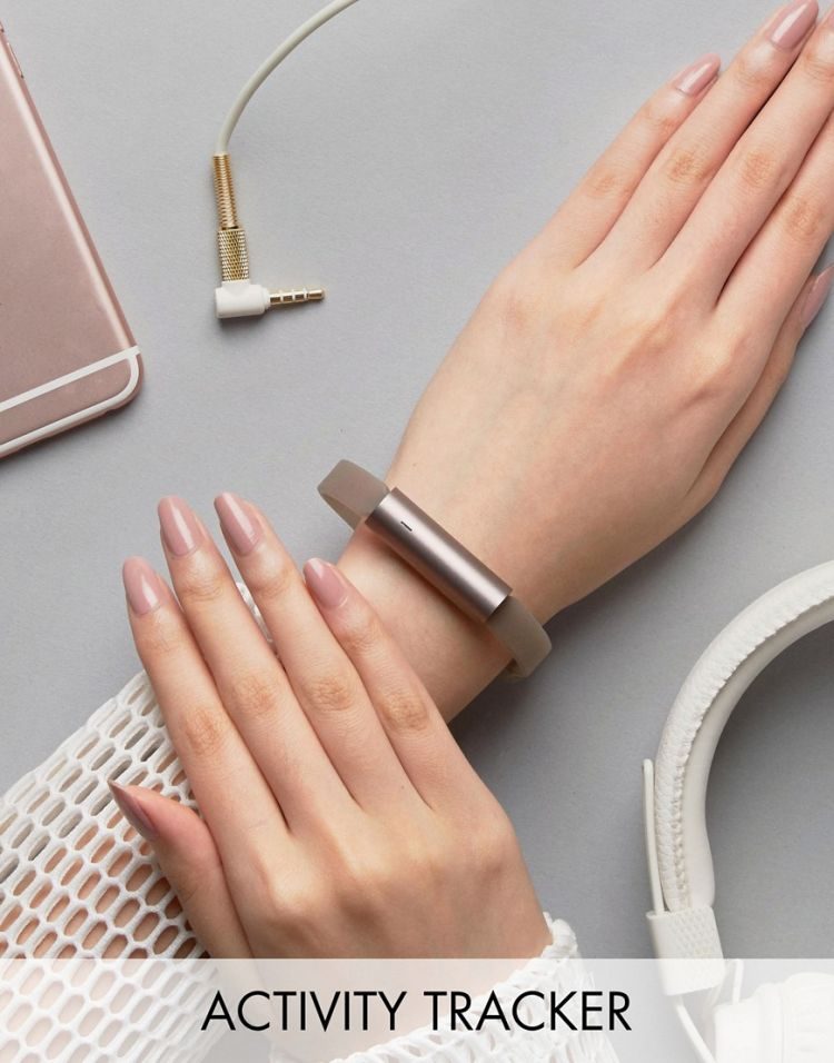 Image Misfit Ray Taupe Activity Tracker