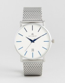 Accurist Silver Mesh Watch afbeelding