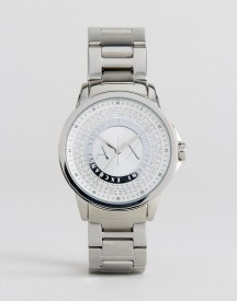 Armani Exchange Ax4320 Bracelet Watch In Silver afbeelding
