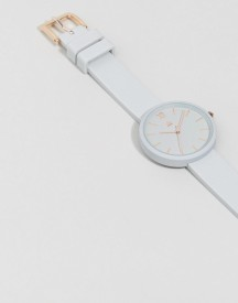 Asos Grey Silicon Watch afbeelding