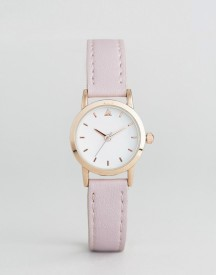 Asos Mini Lilac Strap Watch afbeelding