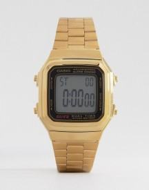 Casio Gold Digital Vintage Style Watch A178wga-1 afbeelding