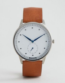 Hypergrand Signature Tan Leather Watch afbeelding