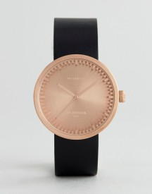 Leff Amsterdam D38 Watch In Black afbeelding