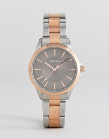 Sekonda 2456 Bracelet Watch In Mixed Metal afbeelding