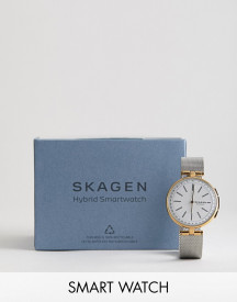 Skagen Skt1413 Connected Signatur T-bar Hybrid Smart Watch 36mm afbeelding