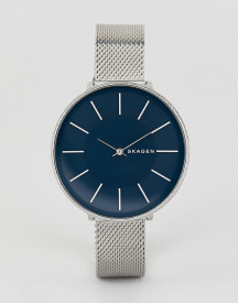 Skagen Skw2725 Mesh Watch In Silver afbeelding