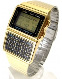 Casio Collection Dbc-610ga-1df - 33.1 Mm - Staal- Goudkleurig afbeelding
