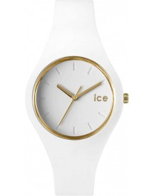 Ice-watch Ice-glam White Small Ice.gl.we.s.s.14 - Horloge - Wit-  38 Mm afbeelding