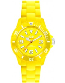 Ice-watch Ice-solid Yellow Small Sd.yw.s.p.12 - Horloge - Geel-  36 Mm afbeelding