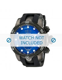 Invicta Horlogeband F0003 Reserve Collection Venom Rubber Zwart 26mm afbeelding