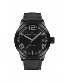 42mm 3 Hands Black Dial afbeelding