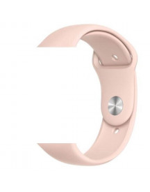 Apple Watch 1/2/3/4/5/6/se Sport Band -  Silt - Geschikt Voor Alle Apple Watches afbeelding