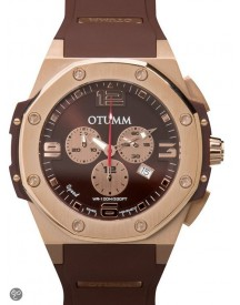 Otumm Otumm Speed Rose Gold Sprg53-004 Horloge 53mm afbeelding