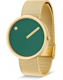 Picto Gp Dusty Green Rood Mesh 40mm afbeelding