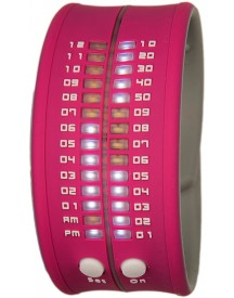 Reflex Slap-on Watch Mini - Roze  - Horloge 28mm afbeelding