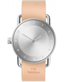 Tid No.2 Natural Leather Horloge 20020205 afbeelding